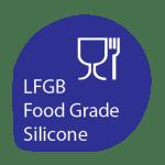 LFGB food grade silicone
