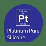 platinum pure silicone