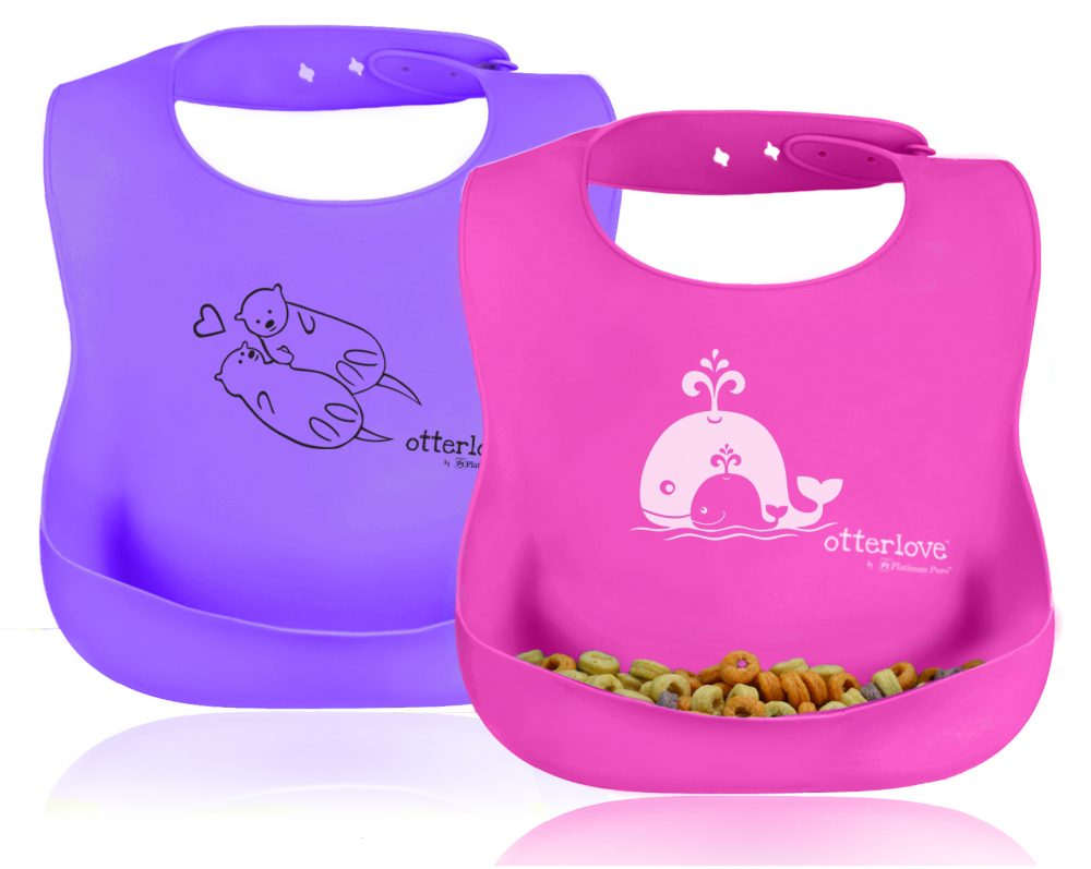best-silicone-bib-set-lfgb-otterlove-whale-otter-pink
