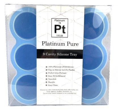 Platinum Pure 100% Pure Silicone Freezer Food Tray - Instant pot eggbites